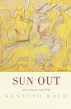 Sun out : selected poems 1952-1954