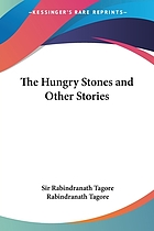 The hungry stones, and other stories,