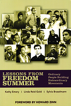 Lessons from freedom summer : ordinary people building extraordinary movements