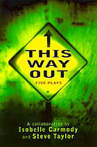 This way out : five plays