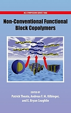 Non-conventional functional block copolymers