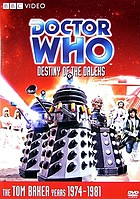 Doctor Who. / Destiny of the Daleks