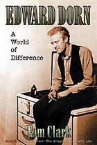 Edward Dorn : a world of difference