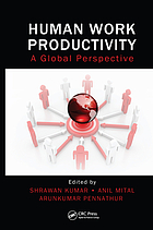 Human work productivity : a global perspective