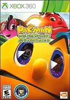 Pac-Man and the ghostly adventures.
