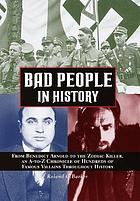 Bad people in history