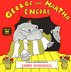 George and Martha encore