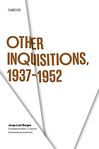 Other inquisitions, 1937-1952.