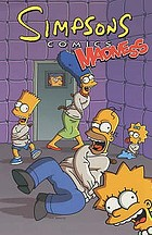 Simpsons comics madness.