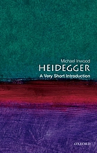 Heidegger : a very short introduction