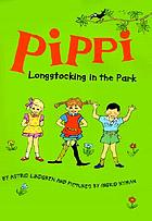 Pippi Longstocking in the park