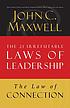 The 21 irrefutable laws of leadership : follow... by  John C Maxwell