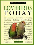 Lovebirds : a quarterly