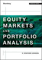 Equity Markets and Portfolio Analysis.