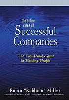 The online rules of successful companies : the fool-proof guide to building profits : buildprofitsonline.com