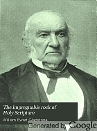 The impregnable rock of Holy Scripture,