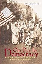 One day for democracy : Independence Day and the Americanization of Iron Range immigrants