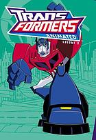 Transformers animated. Vol. 3