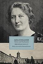 Ada English : patriot and psychiatrist