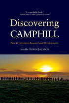 Discovering Camphill : new perspectives, research, and developments