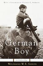 German boy : a child in war