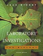 Laboratory investigations for biology