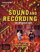 Sound and recording : an introduction