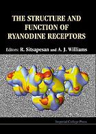 The structure and function of ryanodine receptors