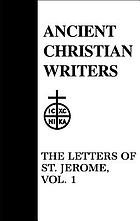 The letters of St. Jerome