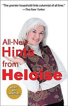 All-new hints from Heloise : a household guide for the '90s.