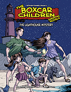 The Boxcar Children Graphic Novel 14 The Lighthouse Mystery.