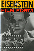 Film form : essays in film theory