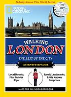 Walking London : the best of the city
