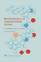 Biochemistry of antimicrobial action
