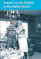 Report on the elderly 2001 : changes in living situation