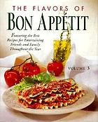 The flavors of Bon appétit, 1996