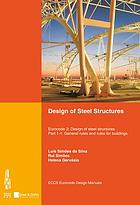 Design of steel structures : Eurocode 3: Design of Steel Structures. Part 1-1 -- General rules and rules for buildings