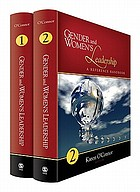 Gender and women's leadership : a reference handbook