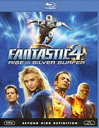 Fantastic 4. / Rise of the Silver Surfer