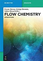 Flow chemistry. Volume 2, Applications