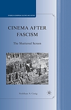 Cinema after fascism : the shattered screen