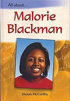 All about Malorie Blackman