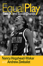 Equal play : Title IX and social change