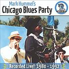 Mark Hummel's Chicago blues party