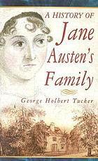 A history of Jane Austen's family