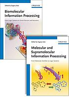 Molecular and supramolecular information processing from molecular switches to logic systems