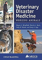 Veterinary disaster medicine : working animals