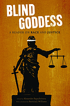 Blind goddess : a reader on race and justice