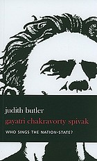 Who sings the nation-state? : language,politics, belonging