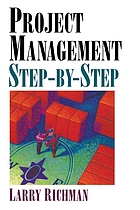 Project management step-by-step